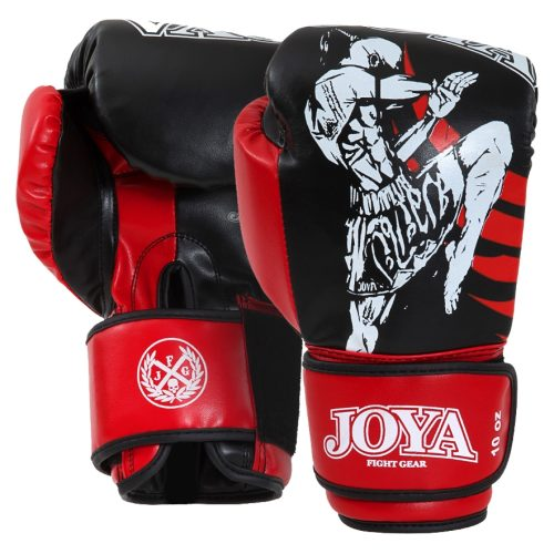 Joya Junior Bokshandschoen Fighter Rood-jokasport.nl