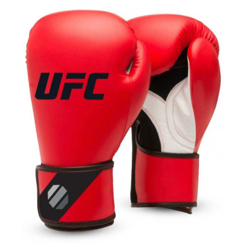 UFC Training Bokshandschoenen Rood Zwart - Jokasport.nl