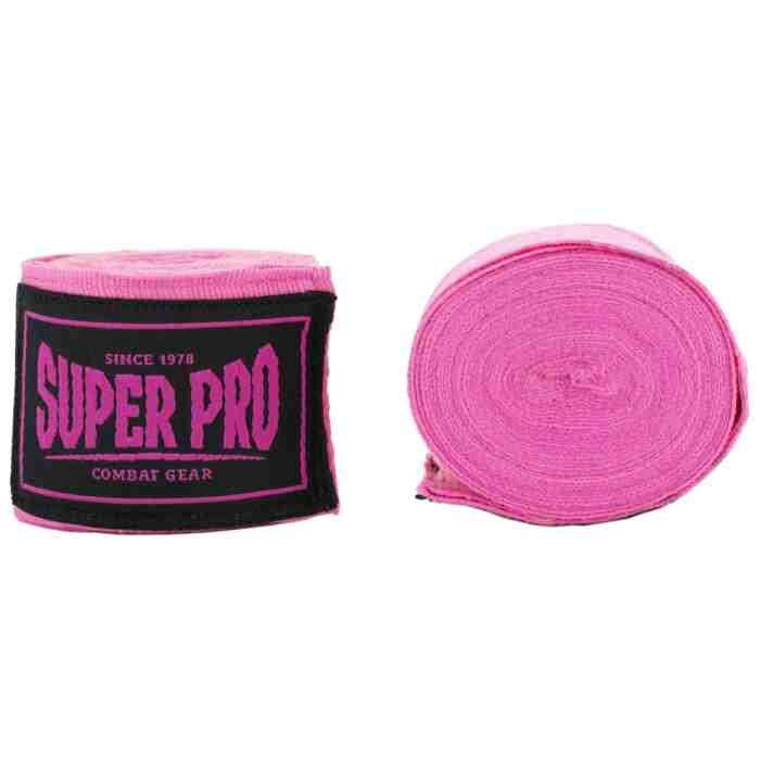 Super Pro Bandages Roze-0
