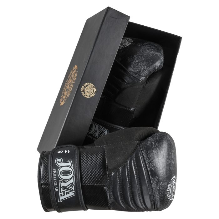 Joya Falcon (Kick)bokshandschoenen zwart-541825