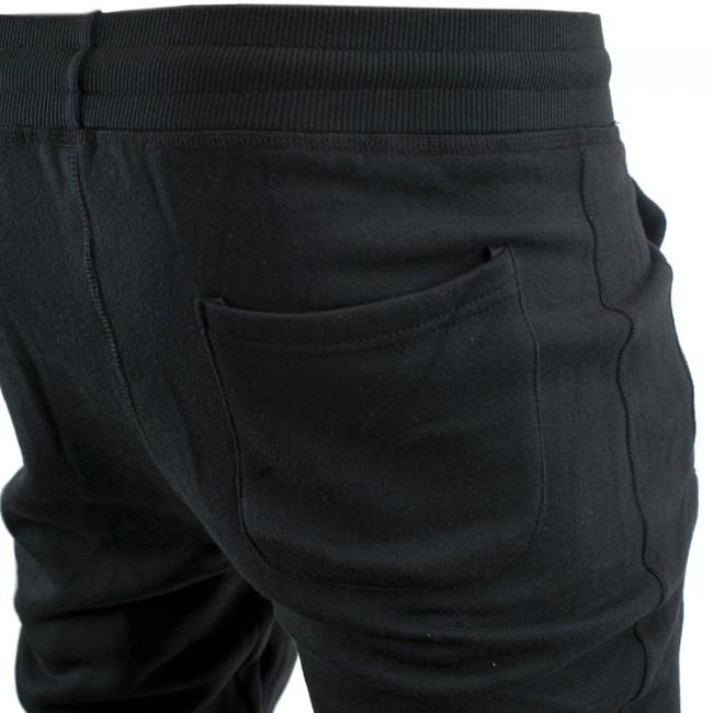 Super Pro Jogging Pants Zwart/Wit-530614