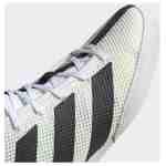 Adidas Box Hog 3 Boksschoenen Wit met zwart – jokasport.nl