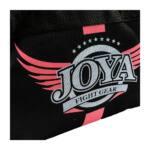 Joya Kids Sporttas Zwart met roze – jokasport.nl