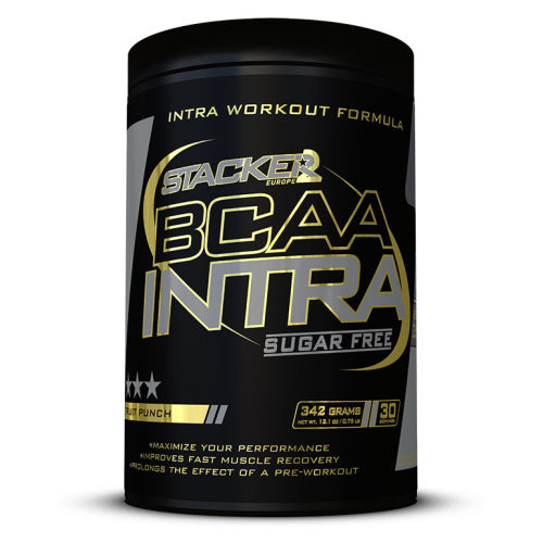 Stacker 2 BCAA Intra 30 servings - 342 gram - jokasport.nl