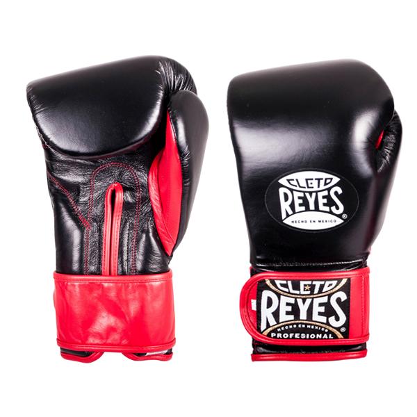 Cleto Reyes Bokshandschoenen met Extra Padding - Zwart-0