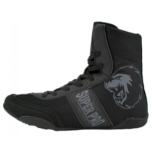 Super Pro Combat Gear Speed 78 Boksschoenen - Zwart-0