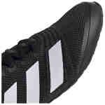 Adidas Speedex 18 Boksschoenen – Zwart – Wit – jokasport.nl