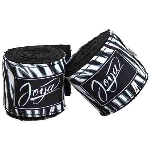 Joya Dames Cardio Bandages - 350cm - Zwart - jokasport.nl