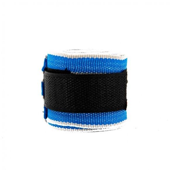 Booster Bandage BPC Retro - Grijs - Blauw - 460 cm - jokasport.nl