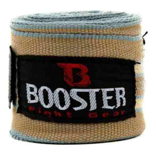 Booster Bandage BPC Retro - Beige - Blauw - 460 cm - jokasport.nl