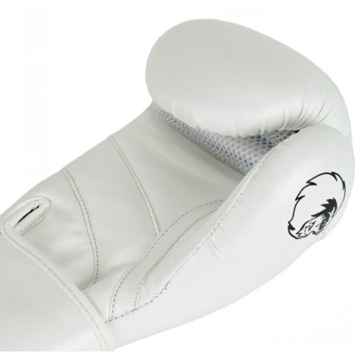Super Pro Champ Bokshandschoenen Wit/Zwart-340135