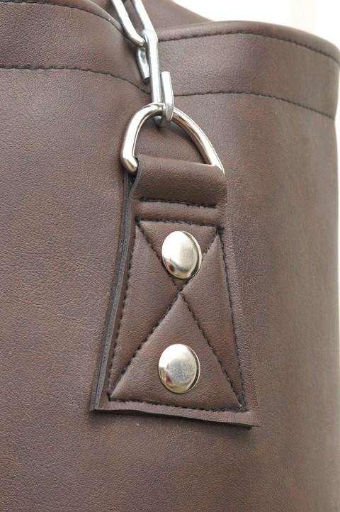 Pro Luxury Bokszak - Retro Bruin - 180 cm - met ketting-534213