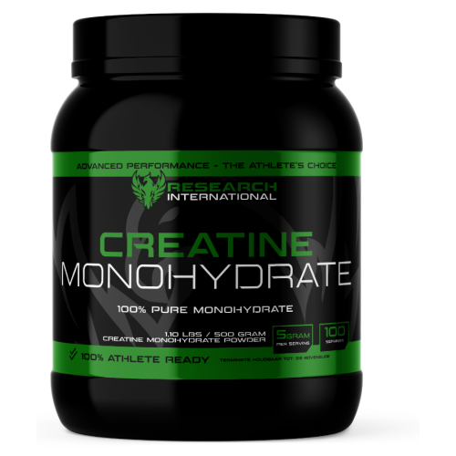 Research Creatine Monohydraat 500 gram-0