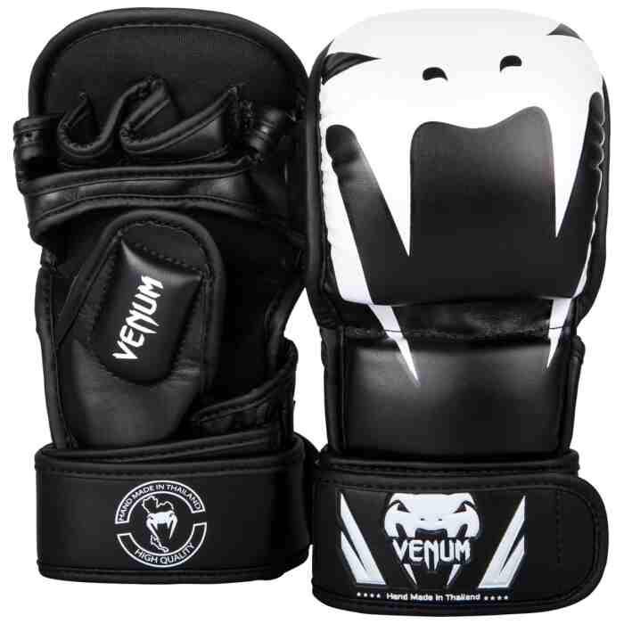 Venum Impact Sparring MMA Handschoenen - Zwart - jokasport.nl
