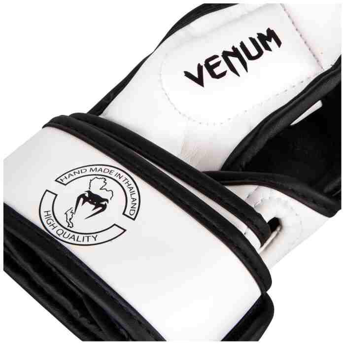Venum Impact Sparring MMA Handschoenen - Wit- jokasport.nl