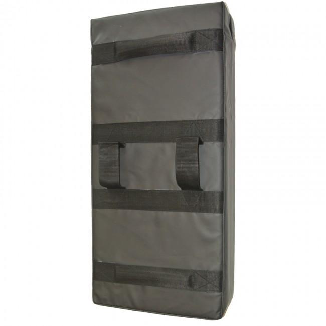 Trap/stootkussen groot 75 x 35 x 15 cm zwart-498892