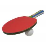 Tunturi Tafeltennis Set Match – Tafeltennisbatje – Tafeltennisset-497345