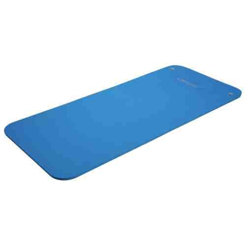 LMX Professionele Aerobic Fitnessmat 140x60x1,6cm - Blauw - jokasport.nl