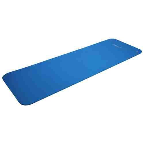 LMX Professionele Aerobic Fitnessmat 180x60x1,6cm - Blauw - jokasport.nl