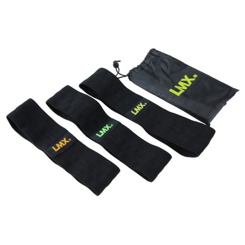 LMX Weerstandsbanden set 3 - Hip Bands - met anti-slip - jokasport.nl