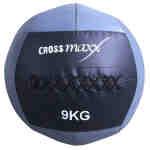Crossmaxx Wall Ball – Grijs – 9 kilo jokasport.nl