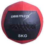 Crossmaxx Wall Ball – Rood – 8 kilo jokasport.nl