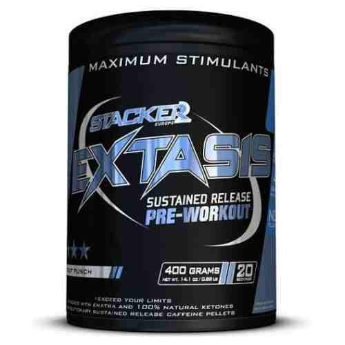 Stacker 2 Exstasis Pre Workout - 20 servings jokasport.nl
