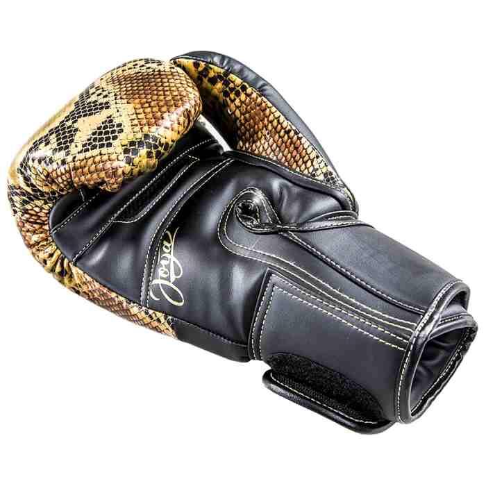 Joya Bokshandschoenen Thailand Snake - PU - Goud-542061