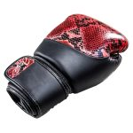Joya Bokshandschoenen Thailand Snake – PU – Rood-542077