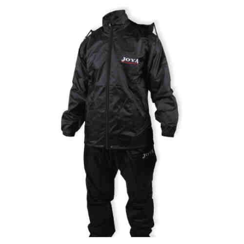 Joya Sauna Suit - Nylon - Zwart-0
