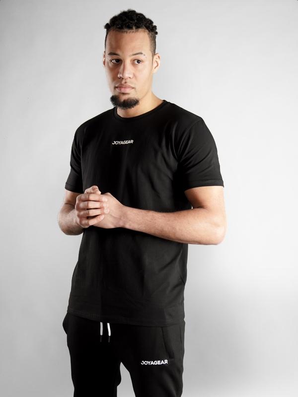Joya Gear Southpaw T-Shirt - Katoen - Zwart jokasport.nl
