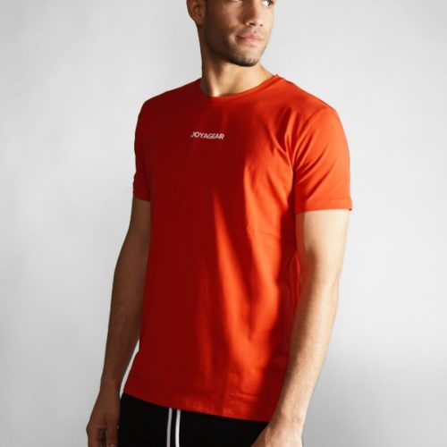 Joya Gear Southpaw T-Shirt - Katoen - Rood