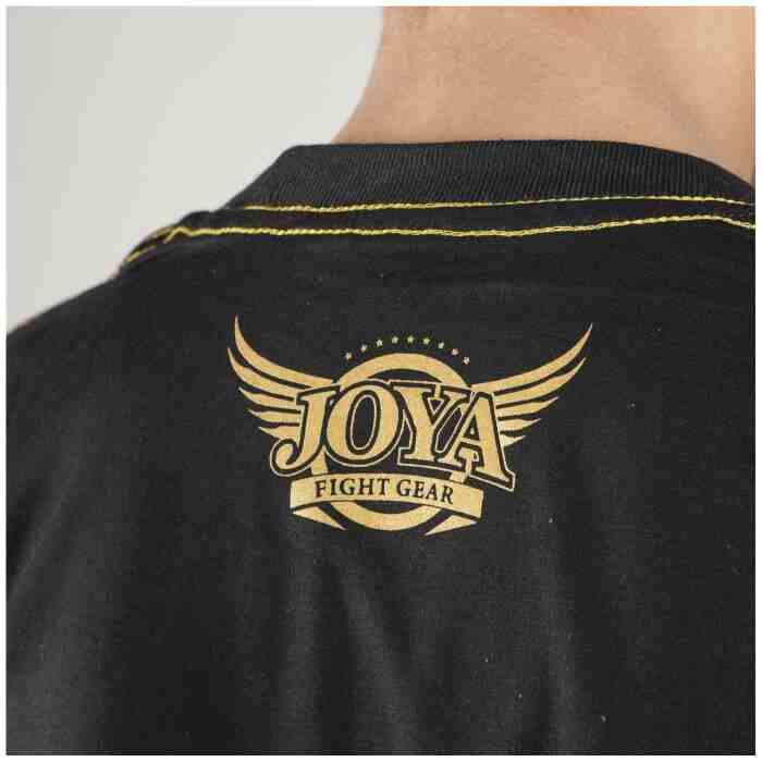 Joya T-Shirt Gouden Draak - Kinderen - Katoen-542193