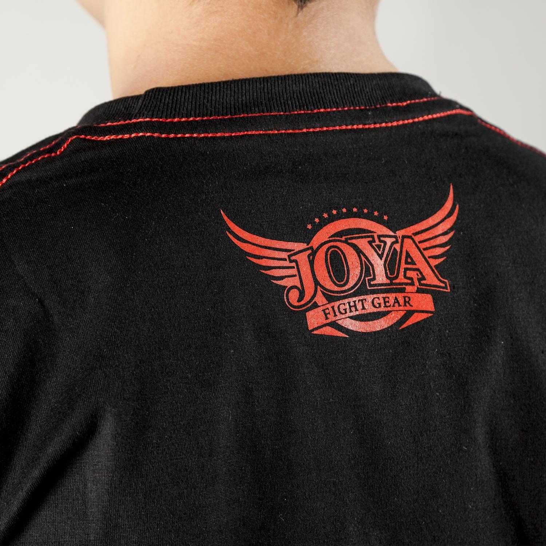 Joya T-Shirt Rode Draak - Kinderen - Katoen-542187