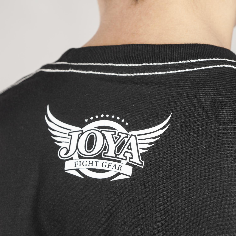 Joya T-Shirt Witte Draak - Kinderen - Katoen-542184