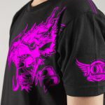 Joya T-Shirt Roze Draak – Kinderen – Katoen-542190