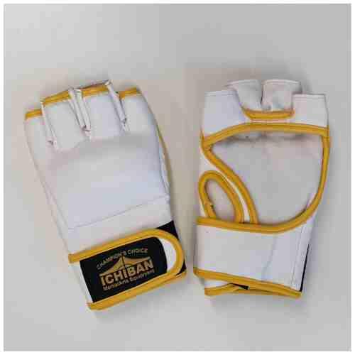 Ichiban MMA Handschoenen - Nylex - Wit-0