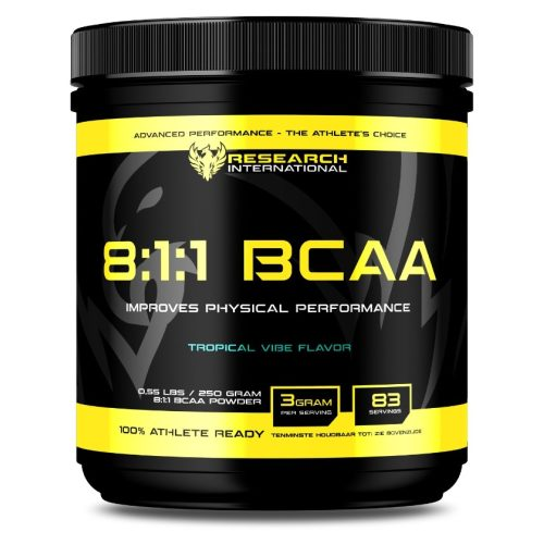 Research BCAA 8:1:1 - 250gr - 83 servings-0