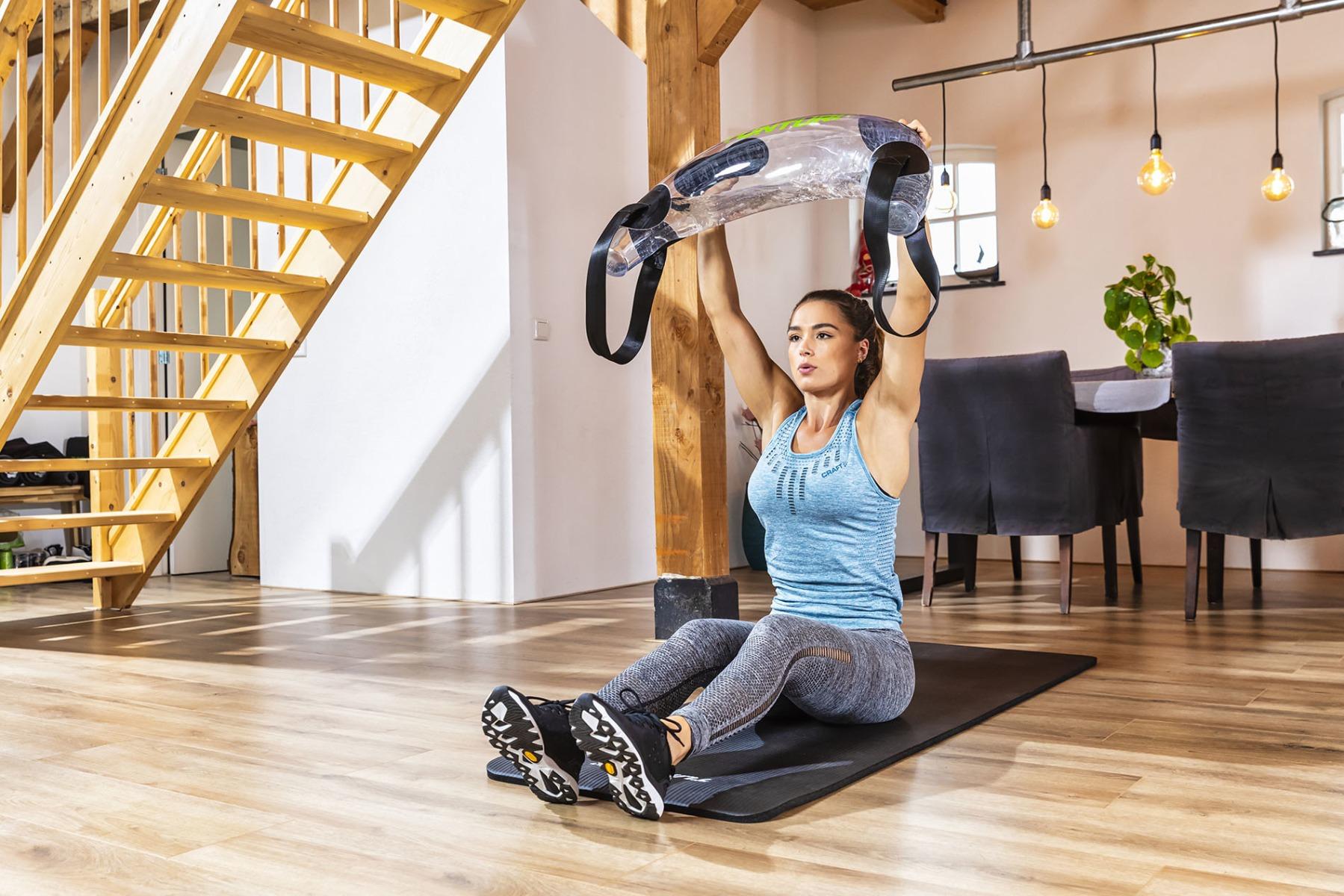 Tunturi Bulgarian Aquabag – Bulgarian Bag – 17kg – Jokasport.nl