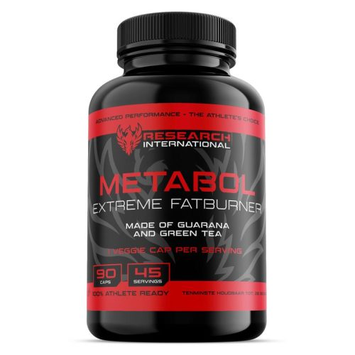 Research Vetverbrander - Metabol - 100 caps - 50 servings-0