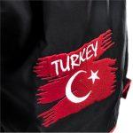 Joya Kickboksbroek – Turkije – Zwart – 1 – jokasport.nl