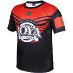 Joya T – Shirt – Marokko – Zwart – 1 – jokasport.nl