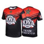 Joya T – Shirt – Marokko – Zwart – jokasport.nl