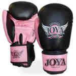 Joya Top Tien Bokshandschoen – Pu – Roze-0