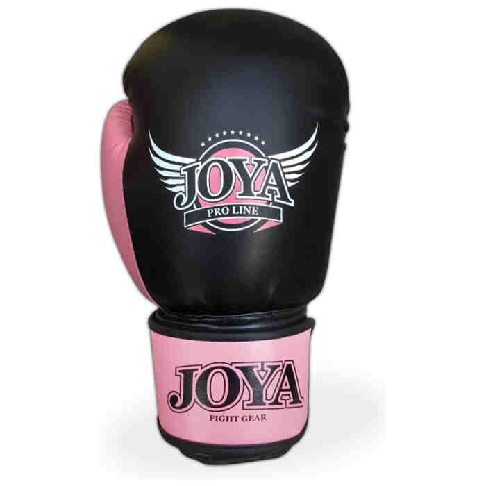 Joya Top Tien Bokshandschoen - Pu - Roze-541523
