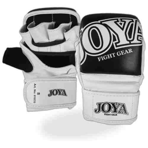 Joya Match Grip Mma - Handschoen - Wit / Zwart-0