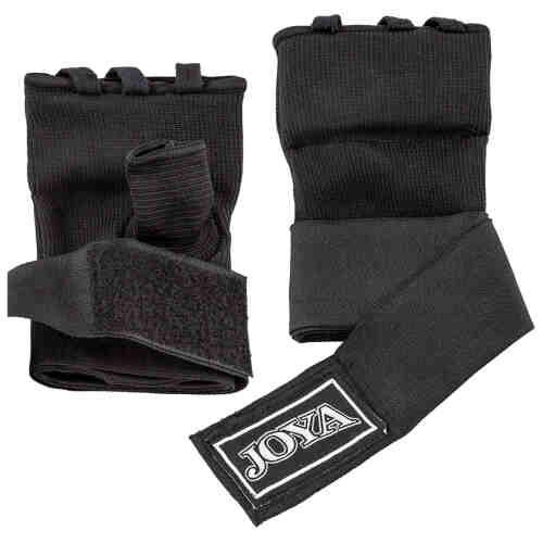 Joya Binnenhandschoen Met Duim - Zwart-0