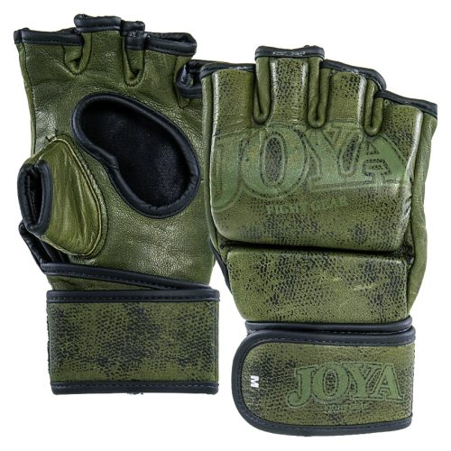 Joya Fight Fast Mma Grip - Leer - Groen-0