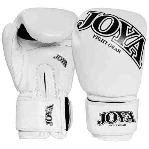 Joya Thai Kickbokshandschoenen - Wit-0