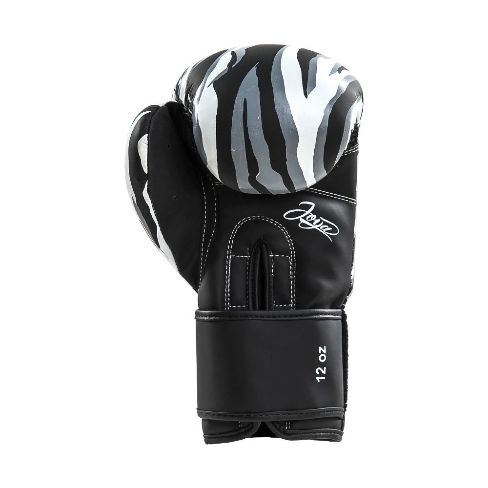 Joya Dames Handschoen - Witte Tijger - Kunstleer-541904